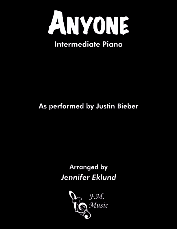 Anyone (Intermediate Piano)
