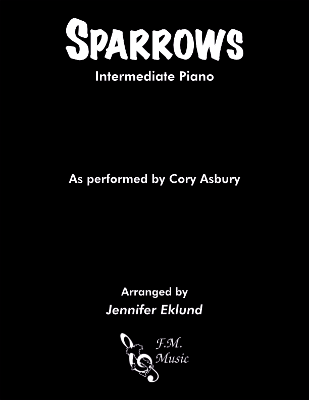 Sparrows (Intermediate Piano)