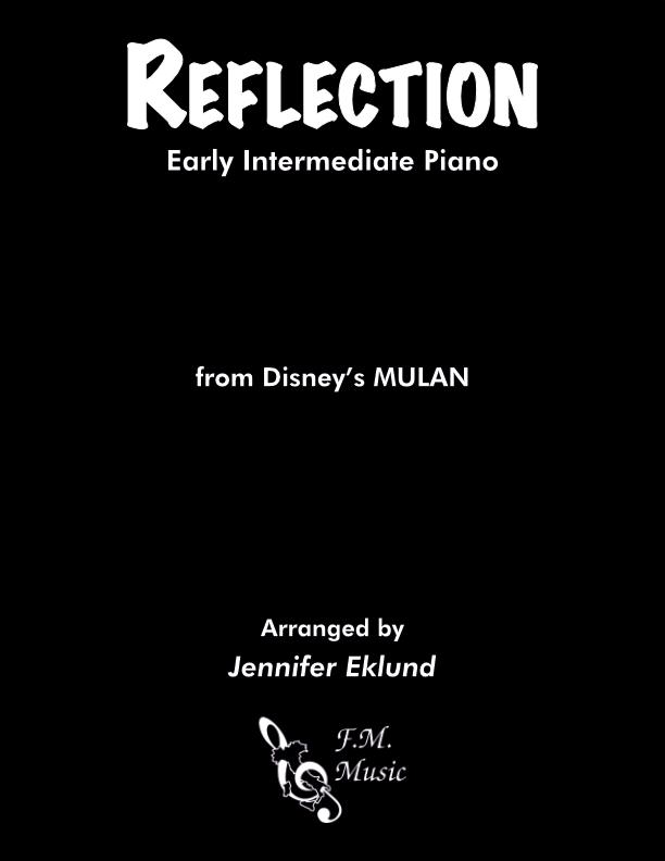 Reflection (from Mulan) (Early Intermediate Piano)