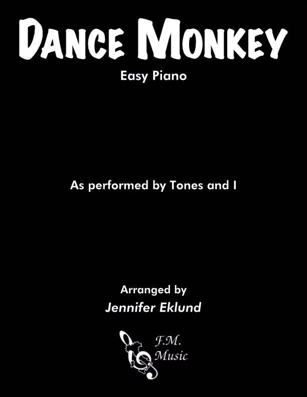Dance Monkey (Easy Piano)