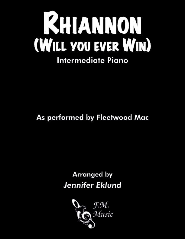 Rhiannon (Intermediate Piano)