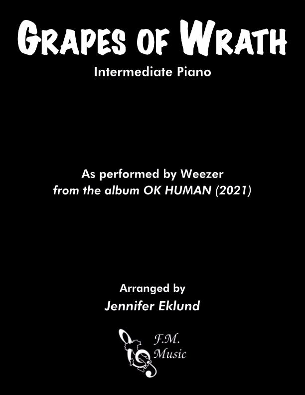 Grapes of Wrath (Intermediate Piano)