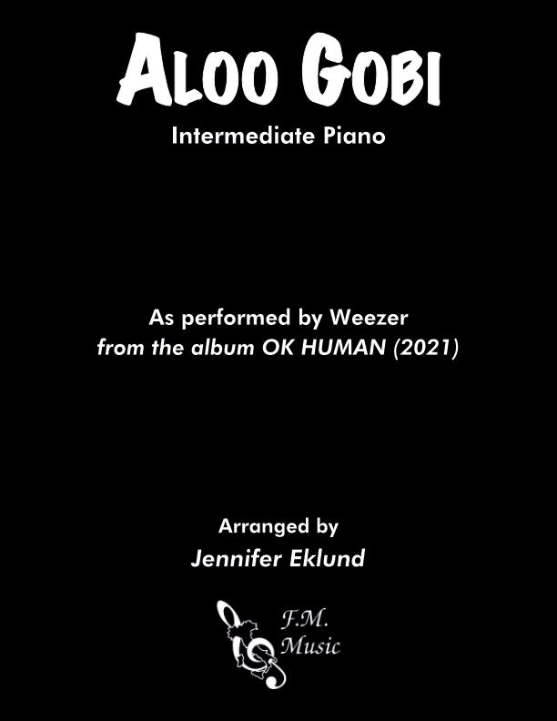 Aloo Gobi (Intermediate Piano)