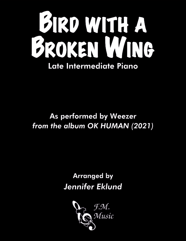 Bird with a Broken Wing (Late Intermediate Piano)