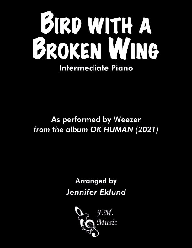 Bird with a Broken Wing (Intermediate Piano)
