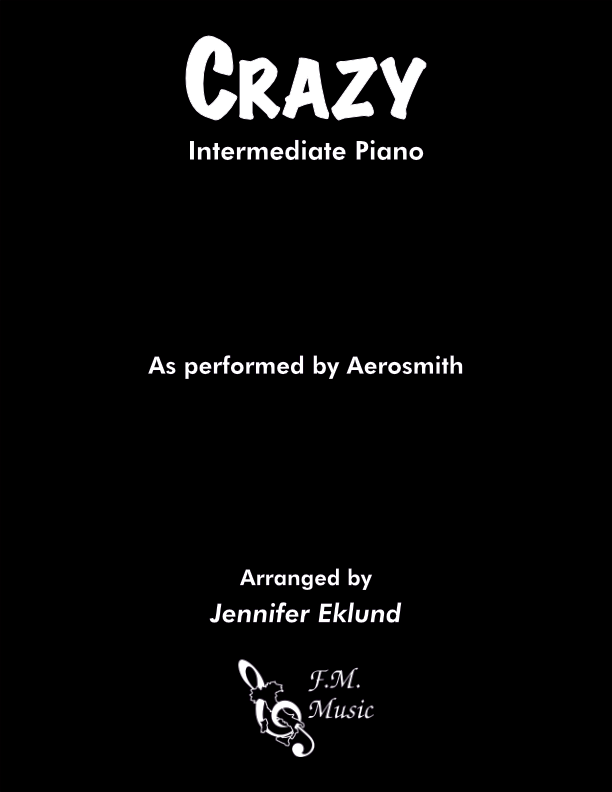 Crazy (Intermediate Piano)