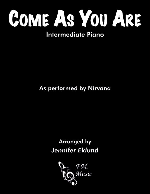Come As You Are (Intermediate Piano)