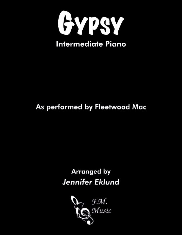 Gypsy (Intermediate Piano)