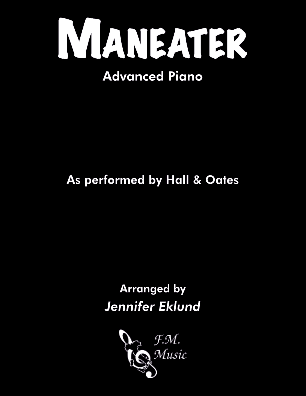 Maneater (Advanced Piano)