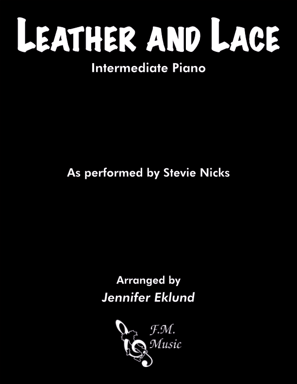 Leather and Lace (Intermediate Piano)