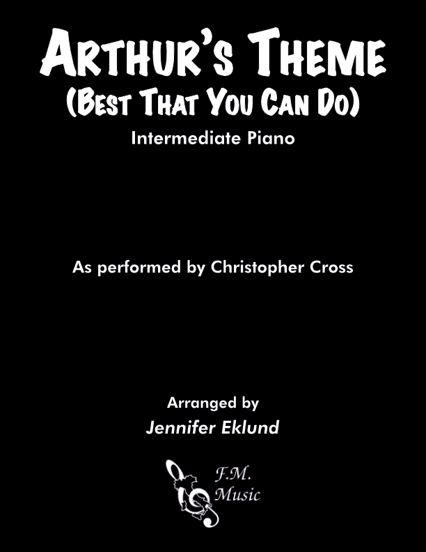 Arthur's Theme (Intermediate Piano)