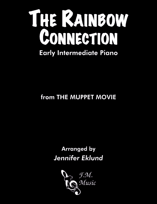 The Rainbow Connection (Early Intermediate Piano)