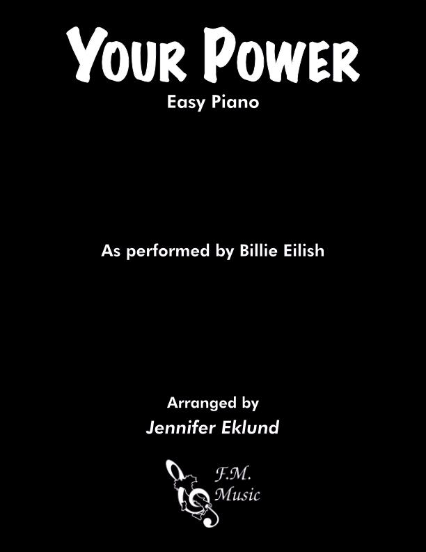 Your Power (Easy Piano)