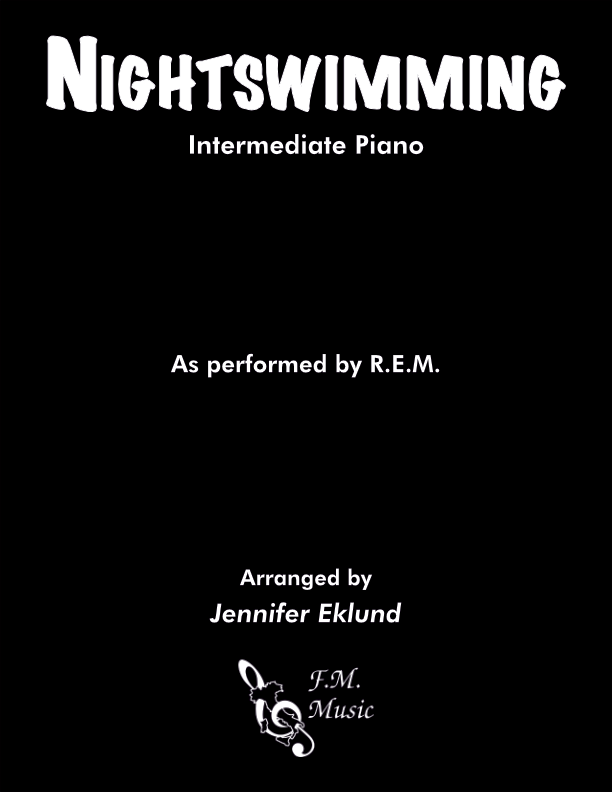 Nightswimming (Intermediate Piano)