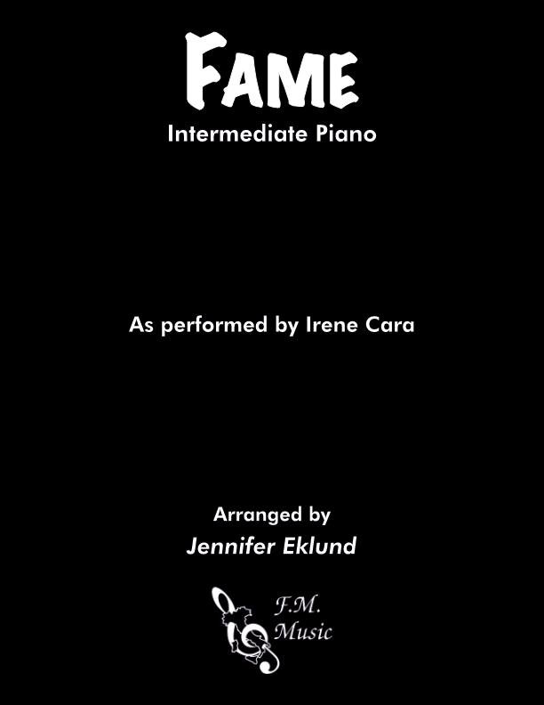 Fame (Intermediate Piano)