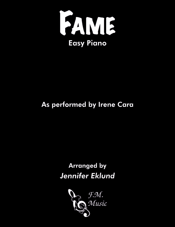 Fame (Easy Piano)