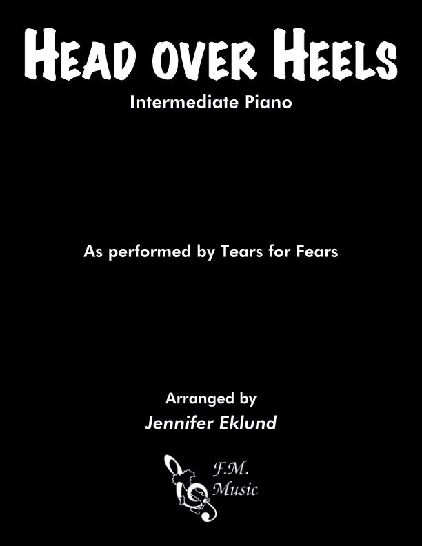 Head Over Heels (Intermediate Piano)