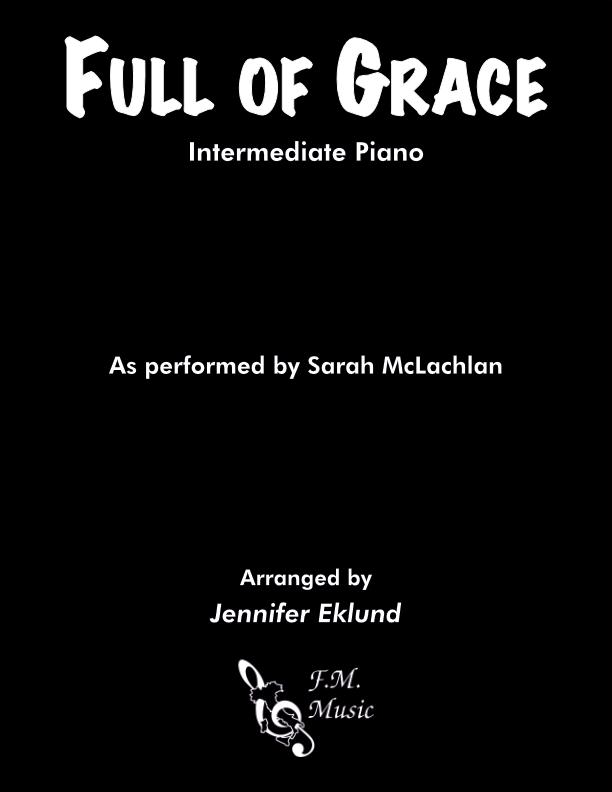 Full of Grace (Intermediate Piano)