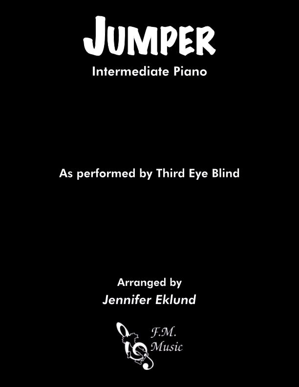 Jumper (Intermediate Piano)