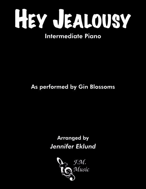 Hey Jealousy (Intermediate)