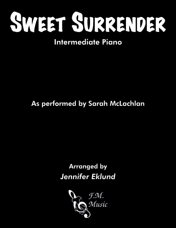 Sweet Surrender (Intermediate Piano)