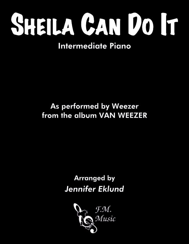 Sheila Can Do It (Intermediate Piano)