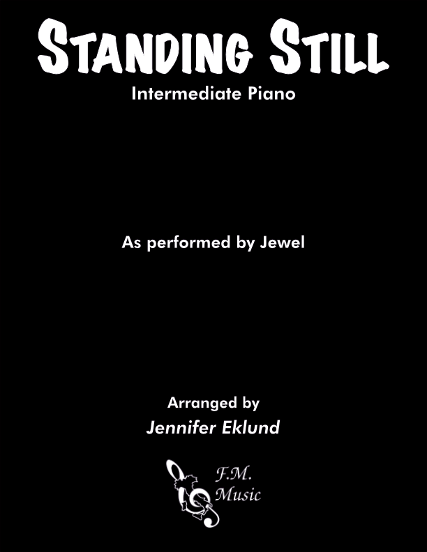 Standing Still (Intermediate Piano)