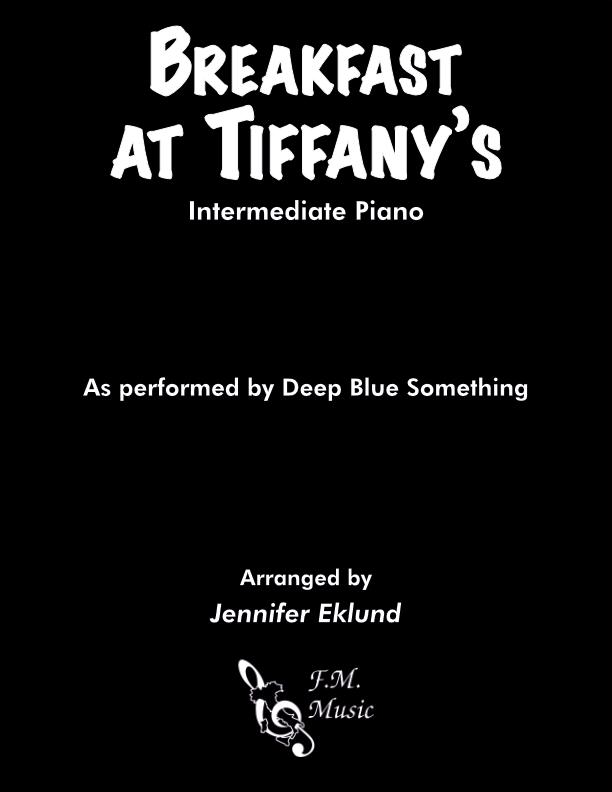 Breakfast at Tiffany's (Intermediate Piano)
