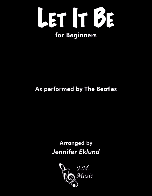 Let It Be (for Beginners)