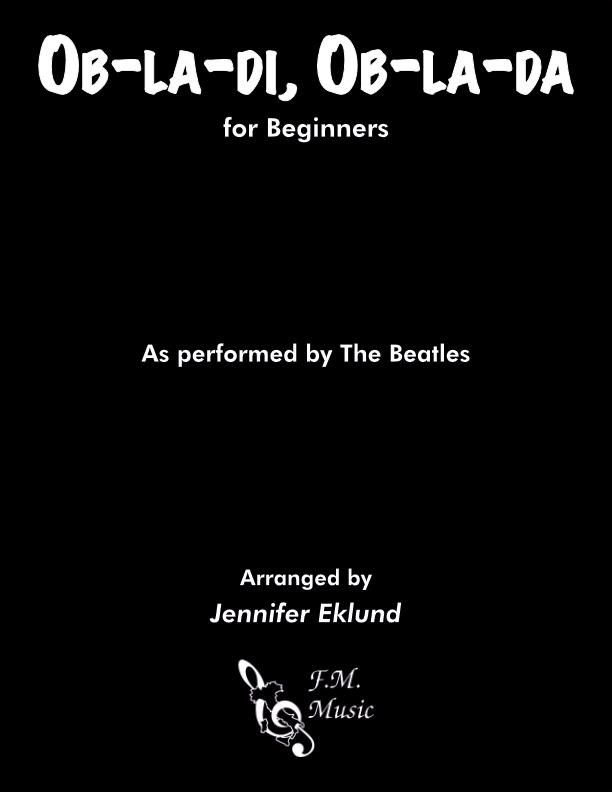 Ob-la-di, Ob-la-da (for Beginners)