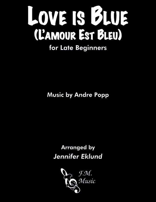 Love Is Blue (for Beginners)