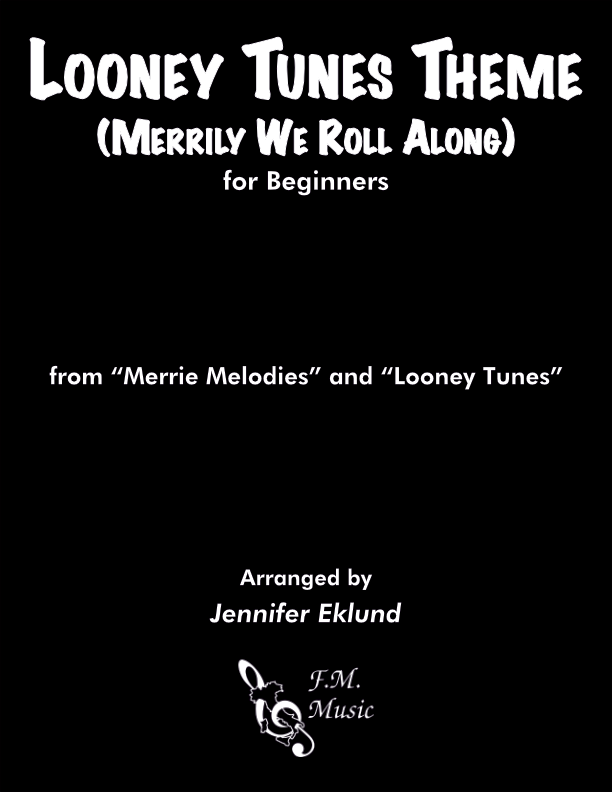 Looney Tunes Theme (for Beginners)