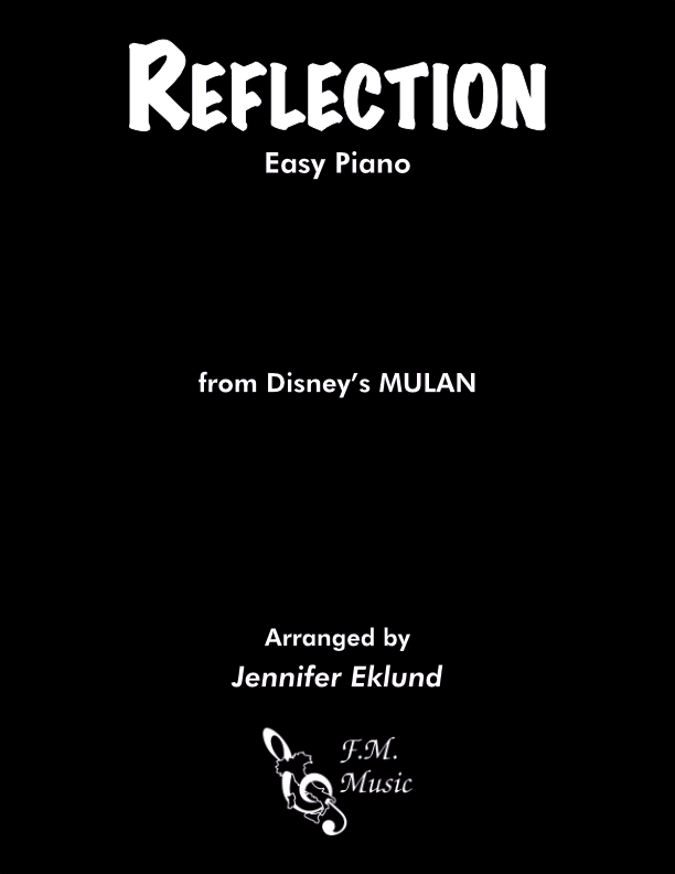 Reflection (from Mulan) (Easy Piano)