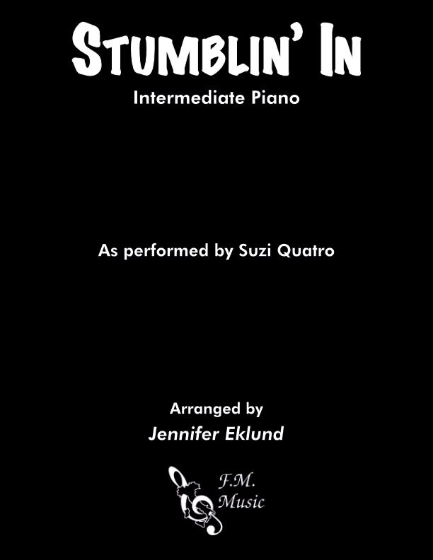 Stumblin' In (Intermediate Piano)