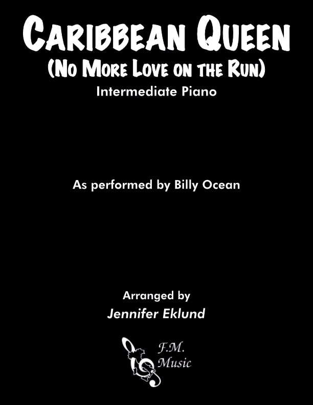 Caribbean Queen (Intermediate Piano)