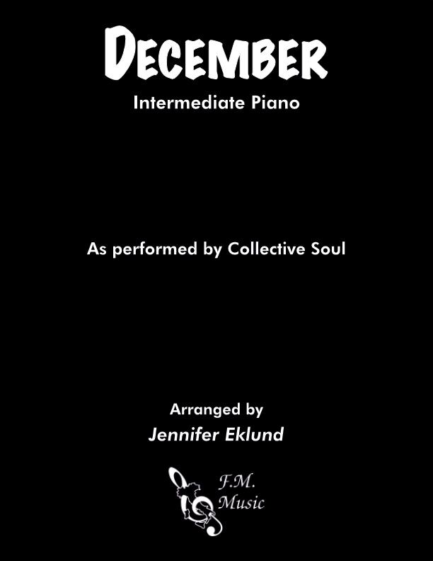 December (Intermediate Piano)